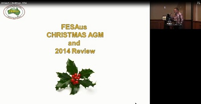 FESAus December 2014 - Jim Dirstein